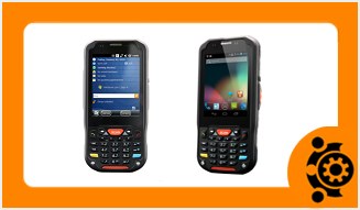 Capturadores de Datos Point Mobile PM 60